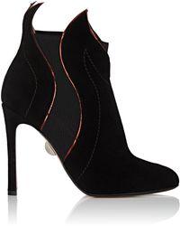Samuele Failli - Blondie Suede Chelsea Boots - Lyst