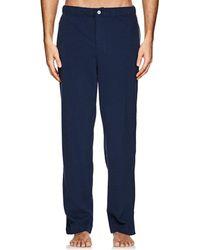 Sleepy Jones - Bowes Cotton Pajama Pants - Lyst