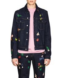 Acne Studios - Tent Gum Denim Jacket - Lyst