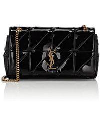 Saint Laurent - Jamie Medium Leather Chain Bag - Lyst