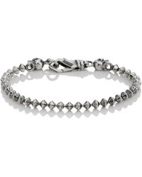 Emanuele Bicocchi | Trottola Chain Bracelet | Lyst