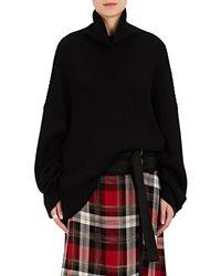 Public School - Serat Rib-knit Wool - Lyst