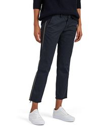 Nili Lotan - East Hampton Cotton Pants - Lyst