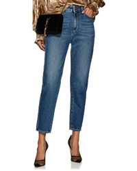 Care Label - Cindy High-rise Boyfriend Jeans - Lyst