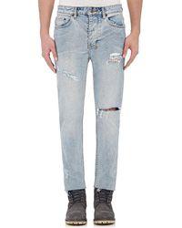 Ksubi - Chitch Chop Slim Jeans - Lyst