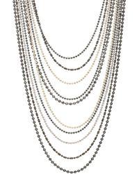 Goossens Paris - Cascade Necklace - Lyst