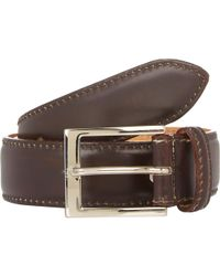 Harris - Leather Belt - Lyst