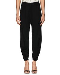 Zero + Maria Cornejo - Takeo Twisted Twill Pants - Lyst