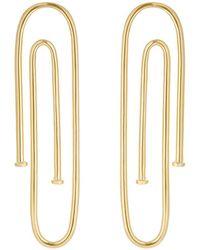 Jennifer Fisher | Long Pipe Earrings | Lyst