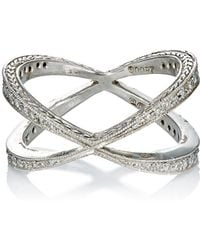 Cathy Waterman - Infinity Ring - Lyst