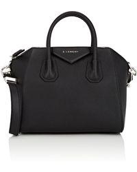 Givenchy | Antigona Small Leather Duffel Bag | Lyst