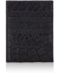 Barneys New York - Large Card Case - Lyst