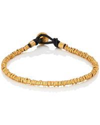 Eli Halili - Signature Gold Disk Bracelet - Lyst