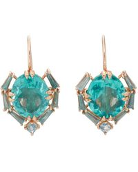 Nak Armstrong - Satchel Drop Earrings - Lyst