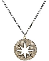 Carole Shashona - North Star Necklace - Lyst