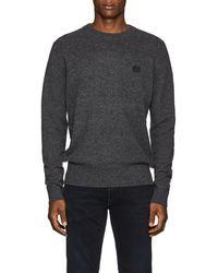 Acne Studios - Nalon Wool Sweater - Lyst