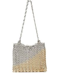 Paco Rabanne Iconic 1969 Chain-mail Shoulder Bag - Metallic
