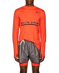 Siki Im - Tech-jersey Long-sleeve T - Lyst
