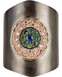 Ileana Makri - Shield Ring - Lyst