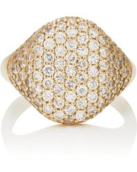 Carbon & Hyde - Bling Pinky Ring - Lyst