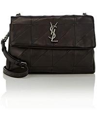 Saint Laurent - Monogram West Hollywood Medium Leather Shoulder Bag - Lyst ddaa359ad1