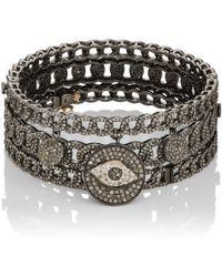 Carole Shashona - Wanderlust Protection Eye Bracelet Set - Lyst