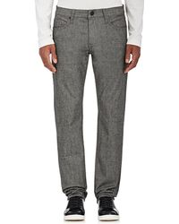 J Brand - Kane Straight Jeans - Lyst
