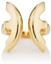 Hoorsenbuhs - Revere Cuff Ring Size 6.5 - Lyst
