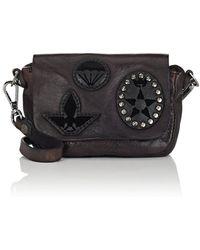 Campomaggi - Leather Crossbody Bag - Lyst