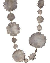 Judy Geib - Flowery Necklace - Lyst