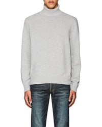 Brunello Cucinelli - Cashmere Turtleneck Sweater - Lyst
