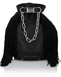 Alexander Wang - Attica Leather Bucket Bag - Lyst