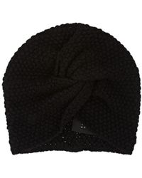 Barneys New York - Cashmere-silk Turban Cap - Lyst