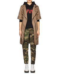 NSF - Kayu Cotton Twill Jacket - Lyst