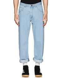 Gosha Rubchinskiy - Straight Jeans - Lyst