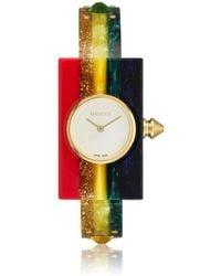 Gucci - Plexiglas® Watch - Lyst