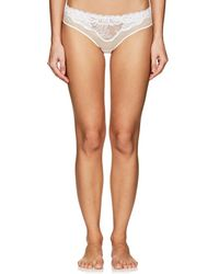 La Perla - Desert Rose Bikini Briefs - Lyst