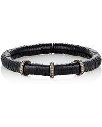 Devon Page Mccleary - Rondelle Bracelet - Lyst