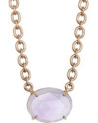Irene Neuwirth - Gemstone Pendant Necklace - Lyst