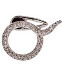 Ileana Makri - Diamond Trip Earring - Lyst