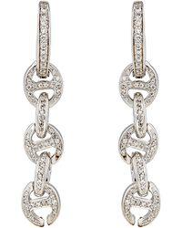Hoorsenbuhs - Women's Five-link Earrings - Lyst