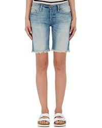 NSF - Cutoff Shorts - Lyst