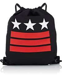 Givenchy - Drawcord Gym Backpack - Lyst