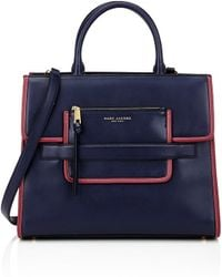 Marc Jacobs Madison Tote - Blue