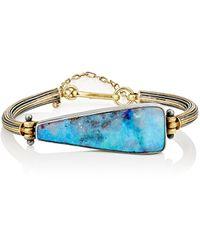 Judy Geib - Boulder Opal Beautiful Bracelet Size Na - Lyst