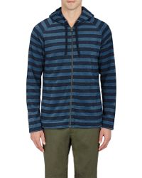 Outerknown - Striped Lowtide Hoodie - Lyst