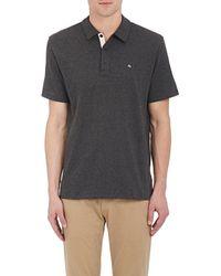 Rag & Bone - Moulinex Cotton Polo Shirt - Lyst