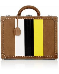 Ghurka - Structured Leather Case - Lyst