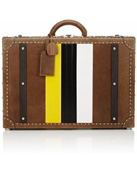 Ghurka - Leather Suitcase - Lyst