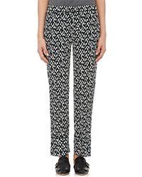 Marni - Geometric-print Silk Pyjama - Lyst